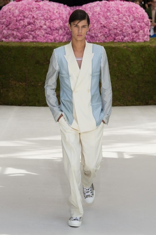 Датский принц Николай в новой рекламной кампании Dior Homme (фото 4)