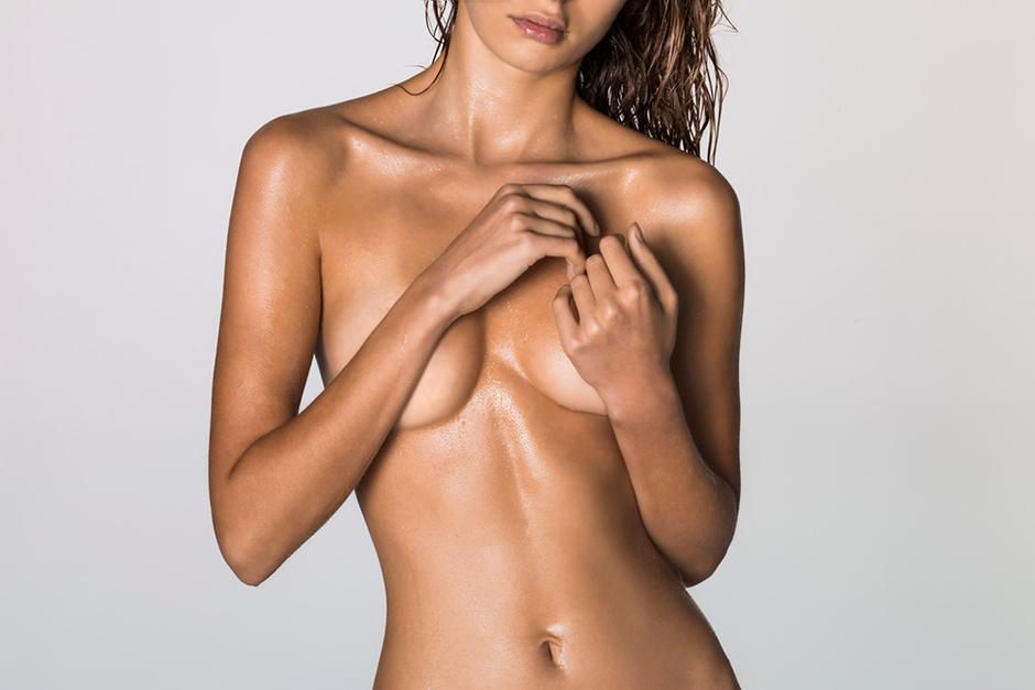 Секс благодаря женским грудям