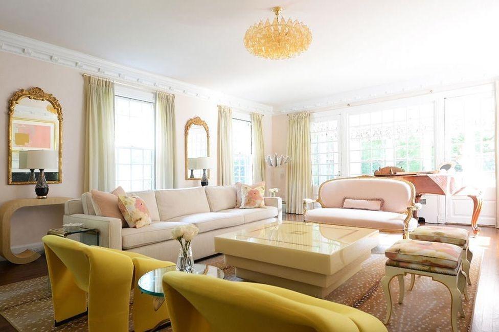 Креативные гостиные: 20 вдохновляющих примеров (галерея 1, фото 2)
