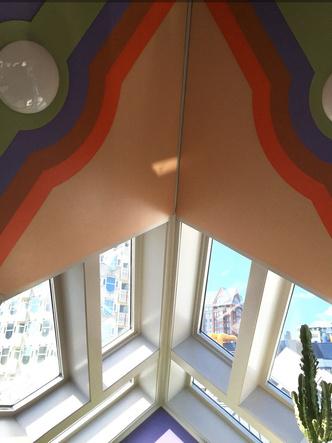 Кубические дома Пита Блома фото [14]