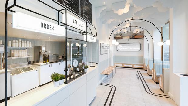 So sweet! Обзор дизайнерских кафе-мороженых (фото 27)