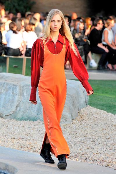 Показ круизной коллекции Louis Vuitton в Палм-Спринг | галерея [1] фото [22]