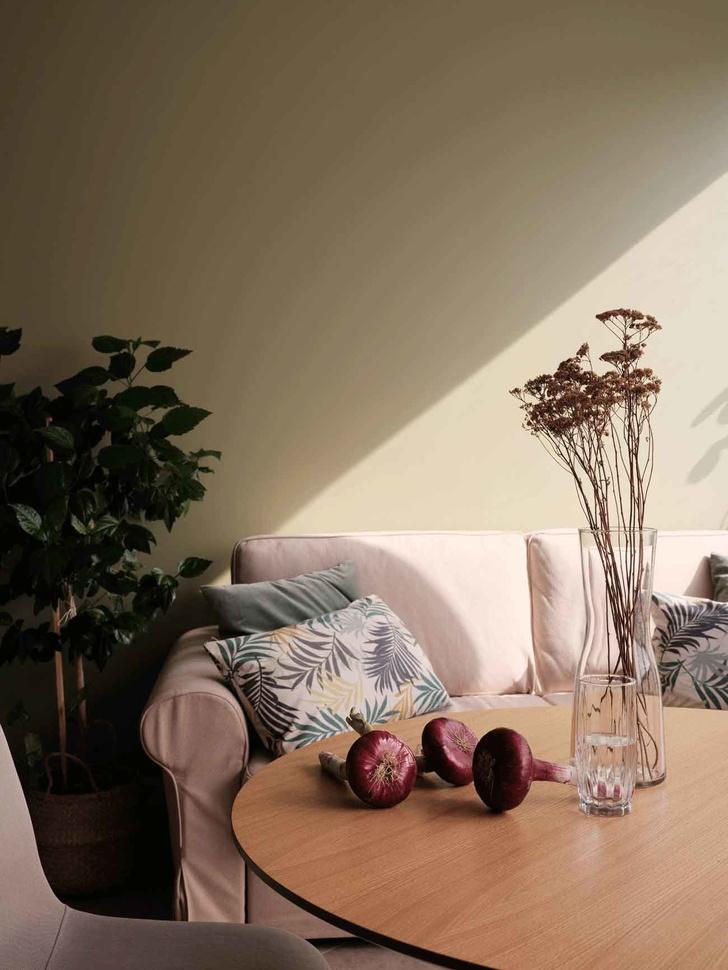 Квартира 60 м² для поклонников загородной жизни (фото 6)