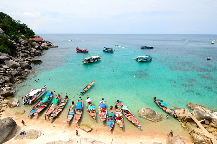 Ко Тао, Таиланд