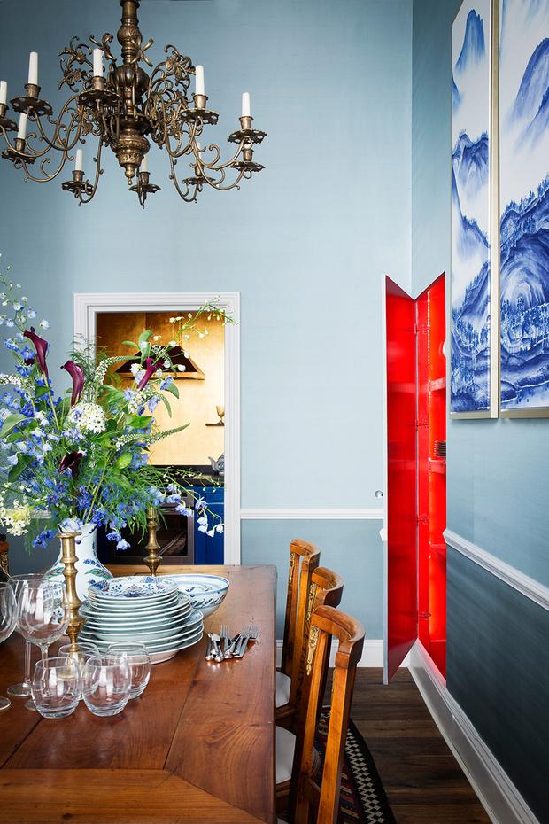 Дом Сесил Гурне: вальс цветов (фото 7)
