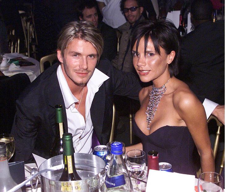 На премии MOBO Awards в Лондоне (1999)