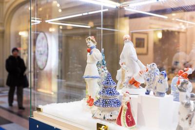 Сказочные декорации новогоднего ГУМа (галерея 6, фото 8)