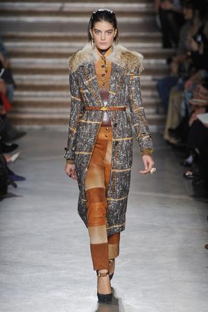 Показы мод Missoni Осень-зима 2012-2013 | Подиум на ELLE - Подиум - фото 1492