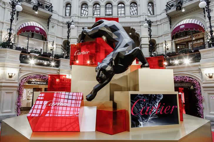 Must see: выставка Cartier в ГУМе (фото 9)
