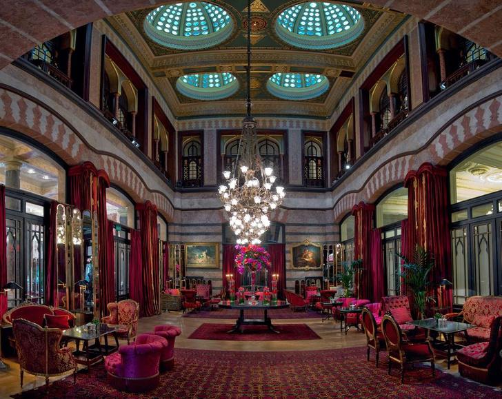 Pera Palace Hotel Jumeirah, Турция