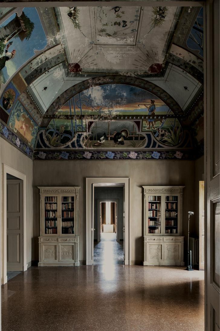 Изысканное палаццо XIX века в Италии (фото 6)