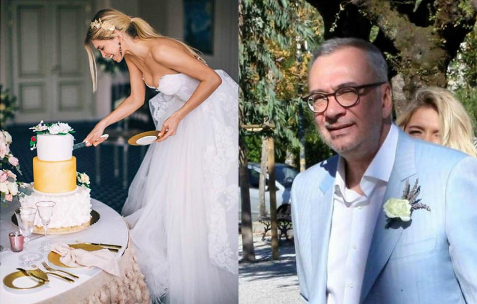 Вера брежнева свадьба с меладзе фото