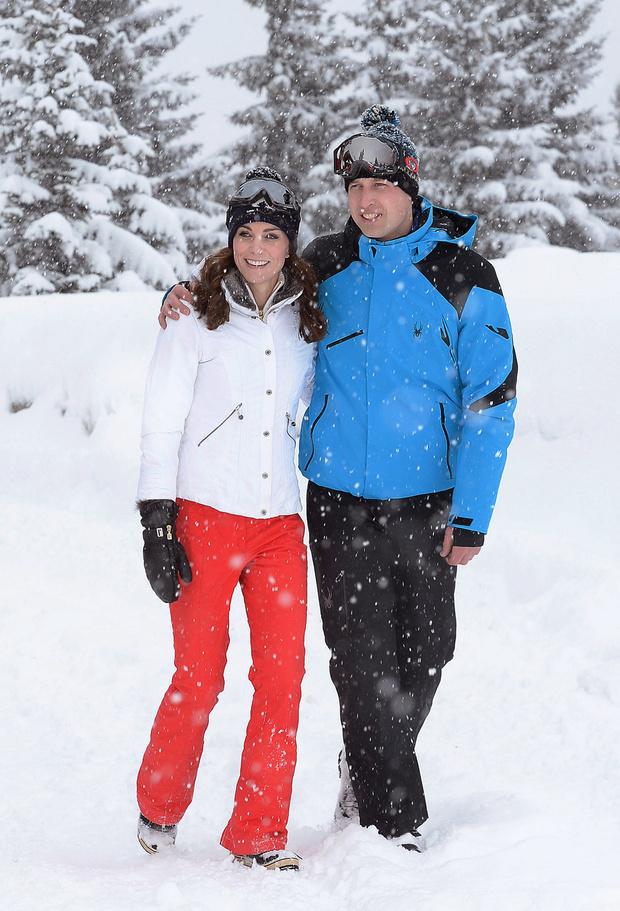 Кейт Миддлтон и принц Уильям во Франции, 2016 год