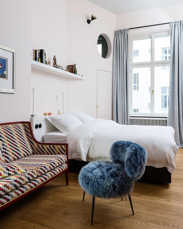 Традиции и современность: квартира в Берлине (фото 11)