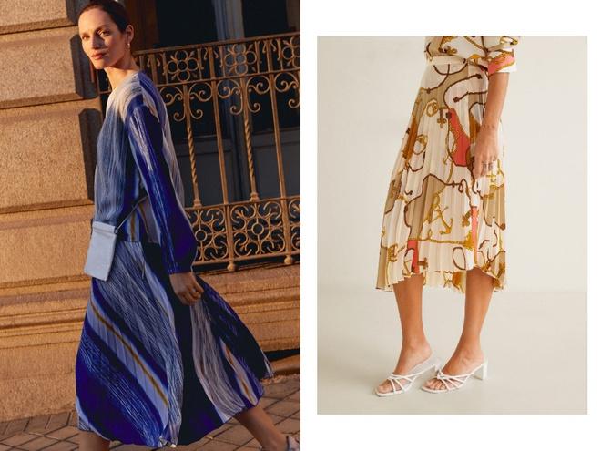 Какую юбку мы будем носить этим летом? Плиссированную! (фото 11)