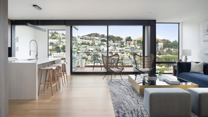 Дом для большой семьи в Сан-Франциско (фото 6)