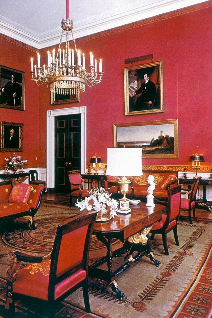 История дизайна: великий интерьерный дом Maison Jansen фото [8]