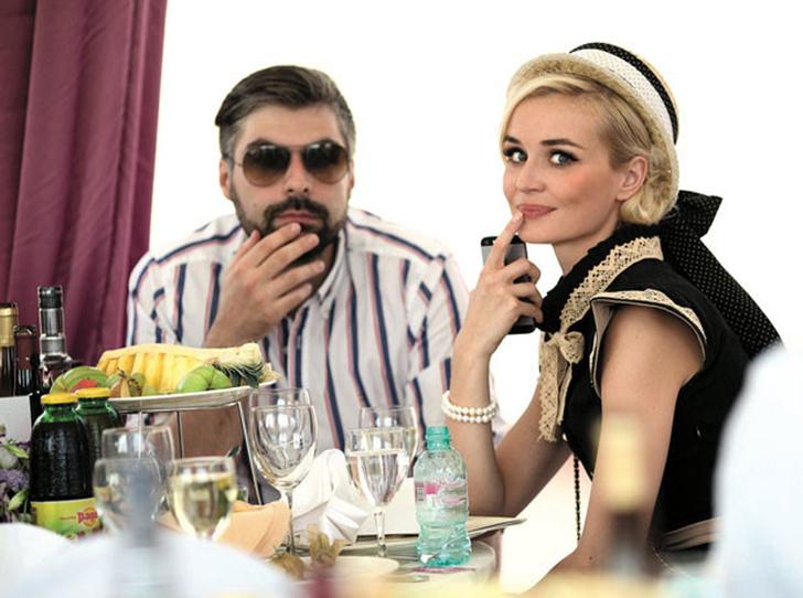 Полина Гагарина с мужем, фотографом Дмитрием Исхаковым