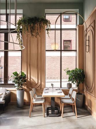 Ресторан The Y на Малой Пироговской (фото 11.1)