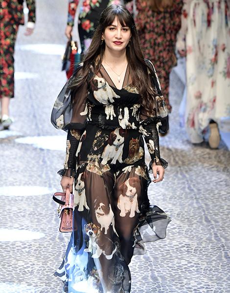 Молодые львы: шоу Dolce & Gabbana в Милане | галерея [1] фото [1]