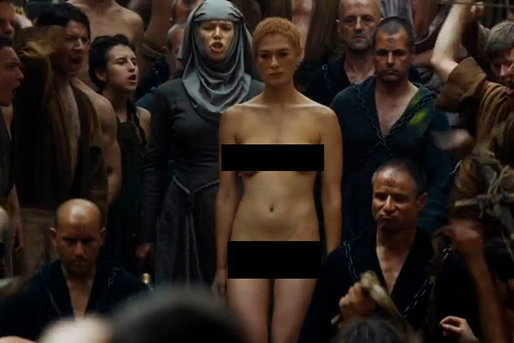Лина Хеди, кадр из сериала «Игра Престолов»