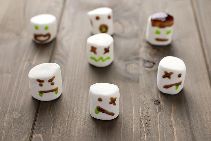Язык проглотишь: страшно вкусные десерты на Хэллоуин фото [1]