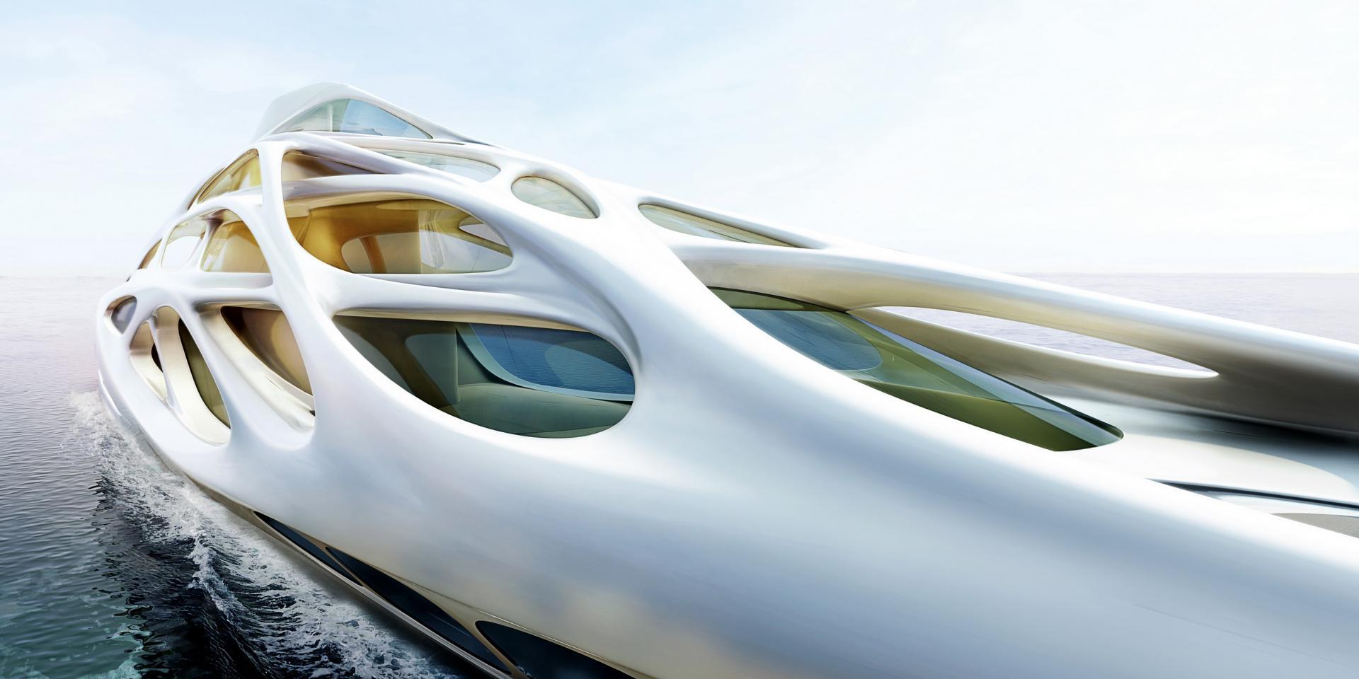 Морская прогулка: парусники и яхты от известных дизайнеров | галерея [2] фото [3]