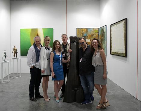 Галерея VS Unio на выставке Art Stage Singapore 2016 | галерея [1] фото [1]