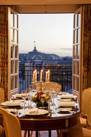Круассаны в постель: 5 парижских отелей с образцовыми завтраками (фото 10)
