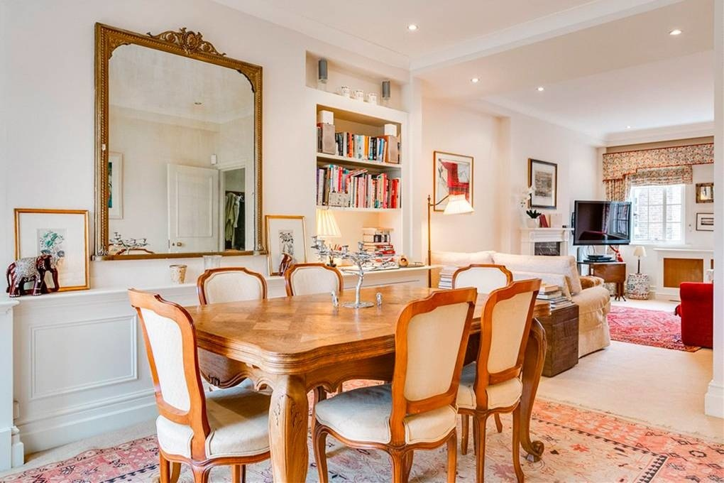 В Лондоне продается бывшая квартира Кейт и Пиппы Миддлтон (галерея 5, фото 1)