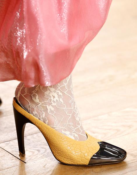 Итоги Недель моды: самая красивая обувь | галерея [7] фото [3]