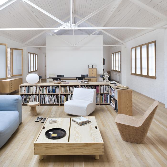 Дизайн интерьера квартиры студии фото [3]