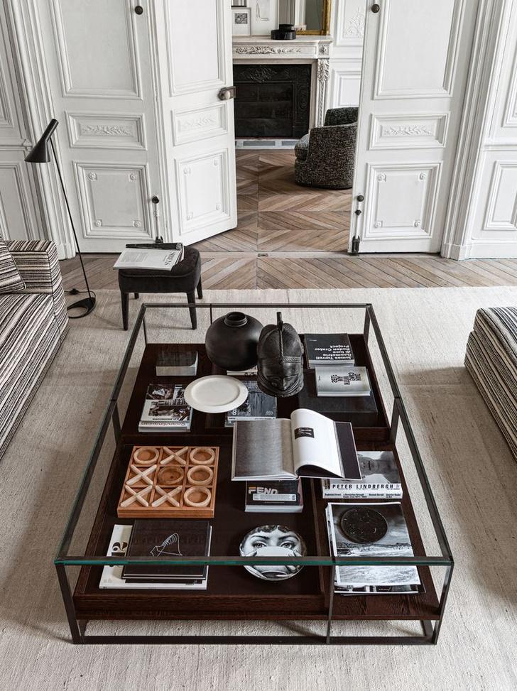 Новая коллекция Антонио Читтерио для Maxalto (фото 5)
