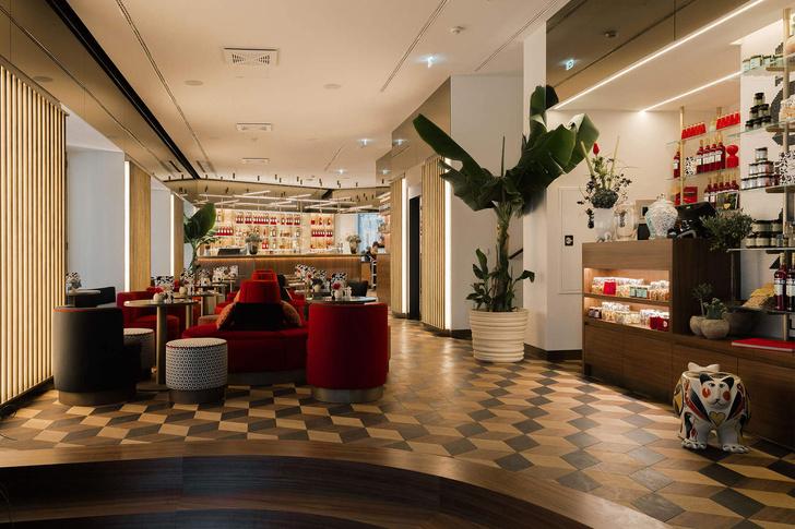 Dolce vita: Cambari Bar по дизайну Маттео Туна в Вене (фото 9)