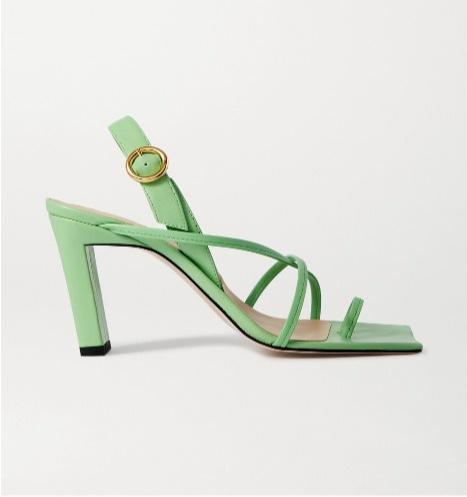 11 пар обуви в оттенке шалфея (фото 3)