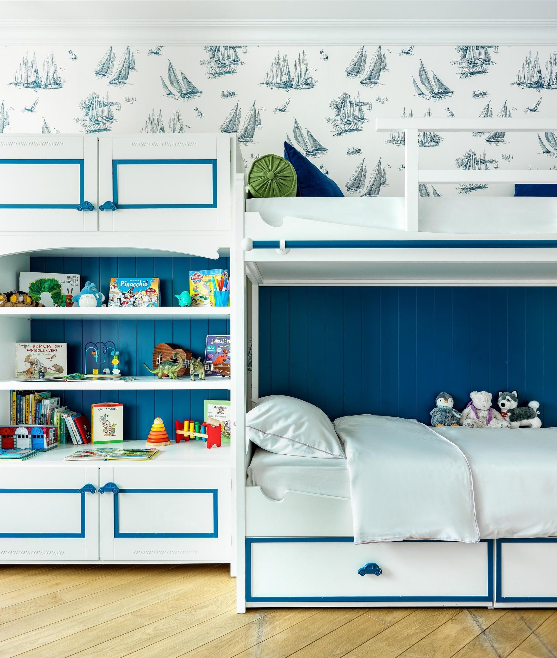 Детская комната для школьника: идей (галерея 0, фото 1)