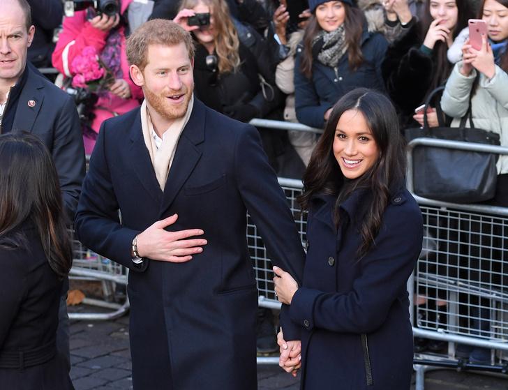 Меган Маркл и принц Гарри проведут праздники с Кейт и Уильямом (фото 6)