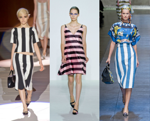 Marc Jacobs, Christian Dior и Dolce&Gabbana
