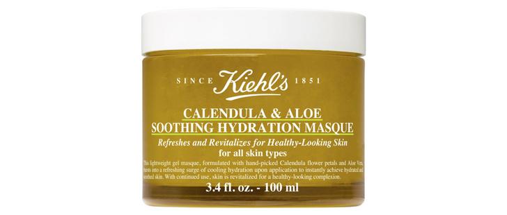 Маска для лица Calendula & Aloe Soothing Hydration Masque