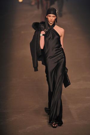 Показы мод Hermes Осень-зима 2009-2010 | Подиум на ELLE - Подиум - фото 3128