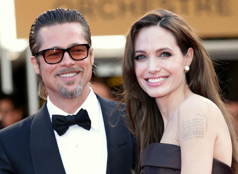Брэд Питт отрицает воссоединение с Анджелиной Джоли фото [3]