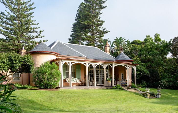 Дом и сад Бронте в центре Сиднея (фото 0)