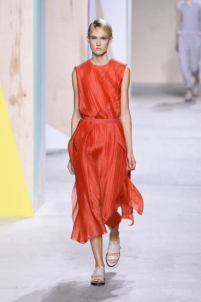 Неделя моды в Нью-Йорке: день девятый | галерея [2] фото [1]