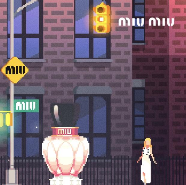 Не возможно оторваться: мобильная игра Miu Miu, в которую вы будете играть все выходные (фото 1)