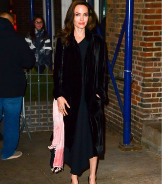 Лучший выход Анджелины Джоли после развода с Брэдом Питтом (фото 1)