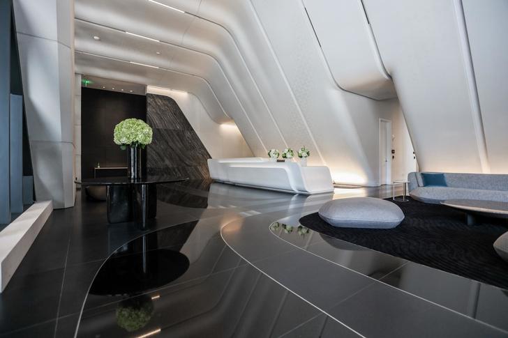 Первый жилой небоскреб по проекту Zaha Hadid Architects в Майами (фото 8)