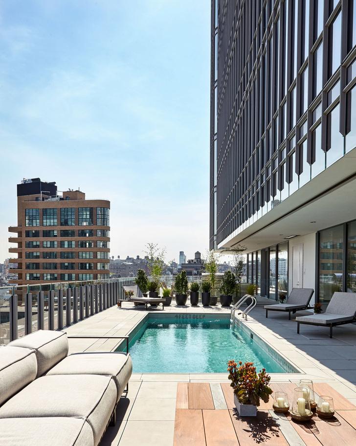 Жилой комплекс 565 Broome Soho в Манхэттене по проекту Ренцо Пиано (фото 2)