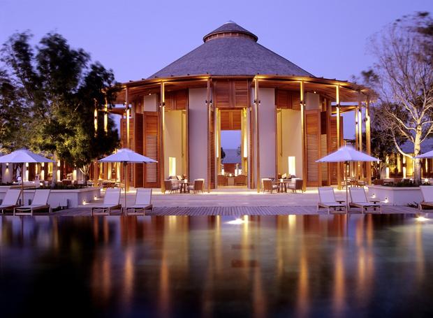 ТОП-10 дизайнерских отелей на островах (фото 23)