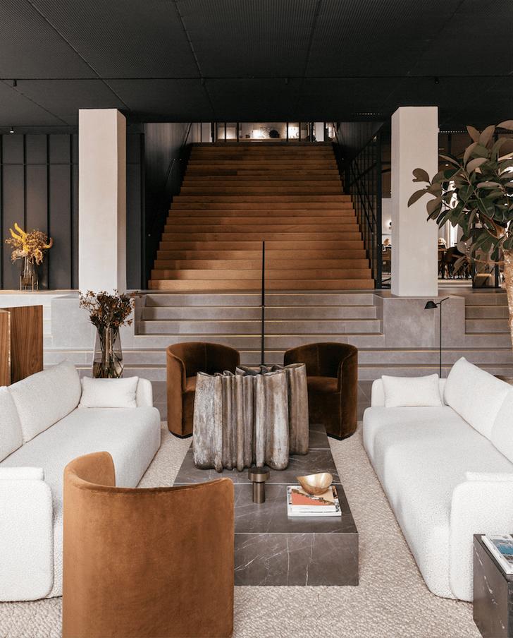 Отель в стиле хюгге при штаб-квартире Menu в Копенгагене (фото 6)