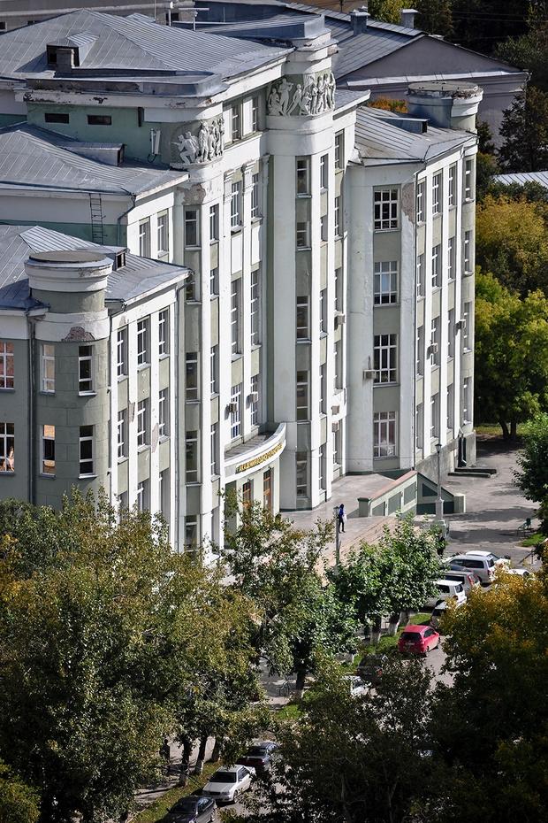 Модные точки Новосибирска фото [8]